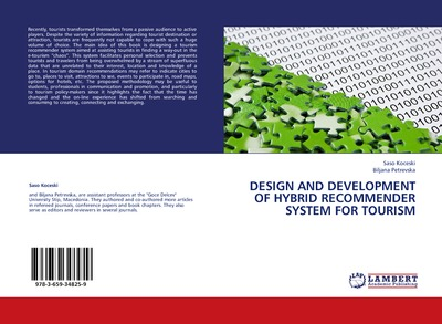 Design and development of hybrid recommender system for